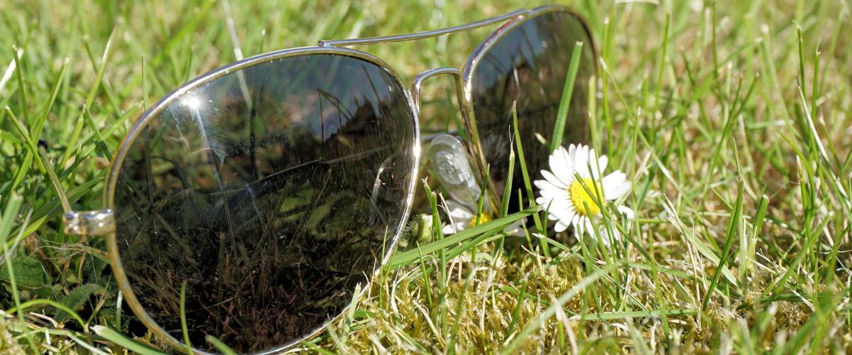 Sommer, Sonne und Augenschutz
